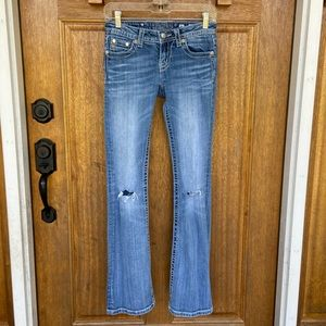 Miss Me | Girls Boot Cut Jeans, size 16